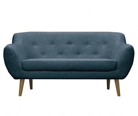 Canapea 2 locuri Sicile  Blue