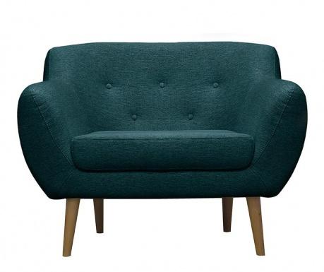 Sicile  Turquoise Fotel