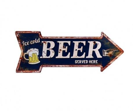 Dekoracja ścienna Beer More