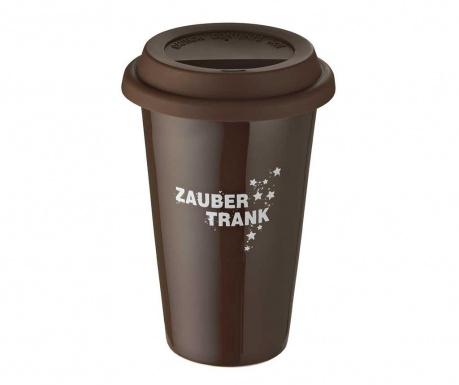 Kubek podróżny Coffee Brown 300 ml