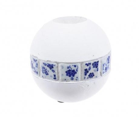 Držač za svijeću Blue Flower