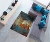 Covor Graffiti Rusty 200x290 cm
