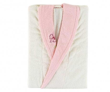 Daily Ecru Pink Női fürdőköpeny S/M