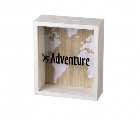 Box for wedding gift Adventure