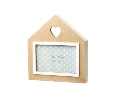 Photo frame Cut Out Heart