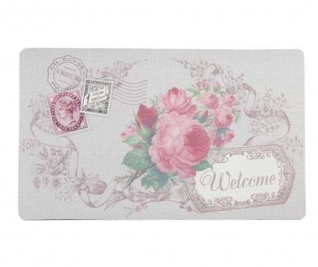 Rohožka Welcome Romantic 44x74 cm