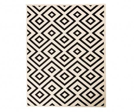 Koberec Zone White 165x235 cm