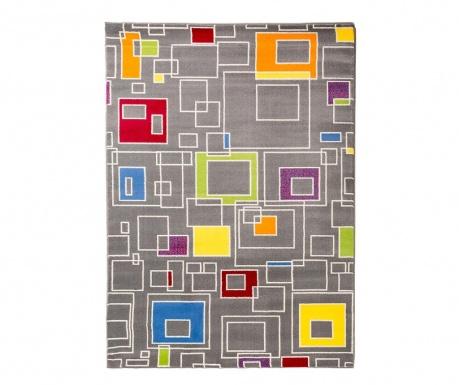 Koberec Artistic Squares Grey