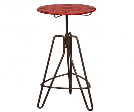 Side table Artisan Red