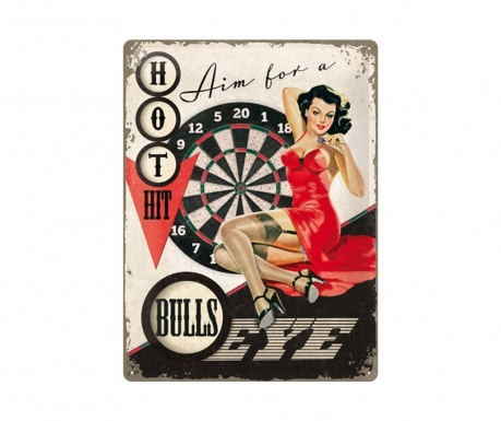 Wall decoration Bulls Eye
