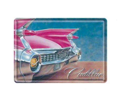 Pohľadnica Pink Cadillac