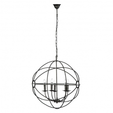 Ceiling lamp Orbital Candles