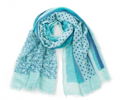 Šátek Cecill 85x190 cm
