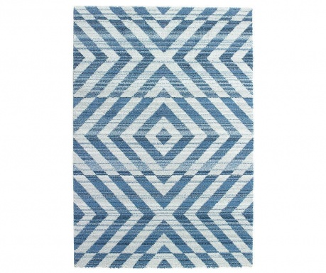 Dywan Wellness Blue Grey 120x170 cm