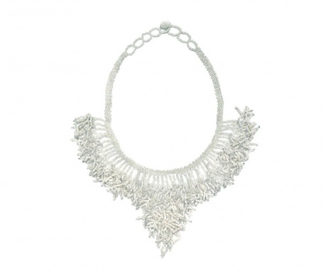 Necklace White Dove