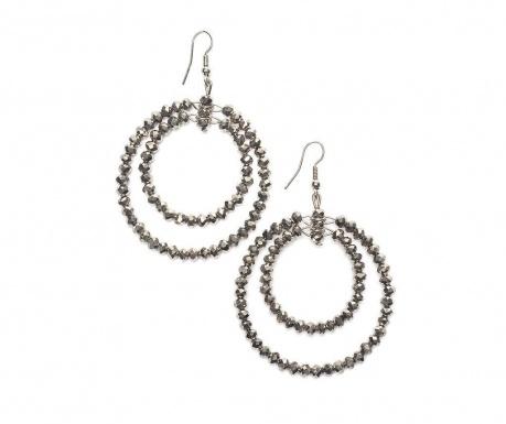 Kolczyki Silver Gems