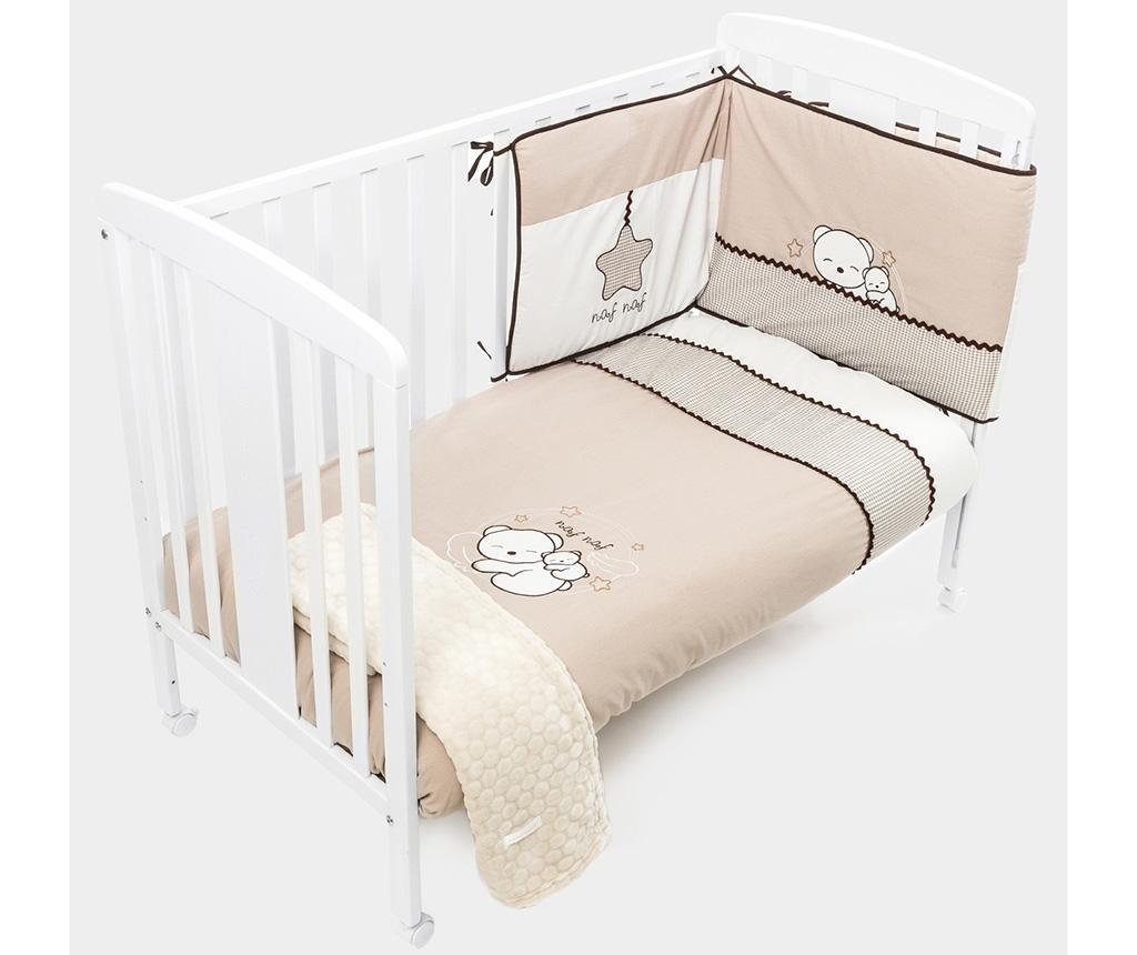 Set - otroška posteljica in dodatki Dreams