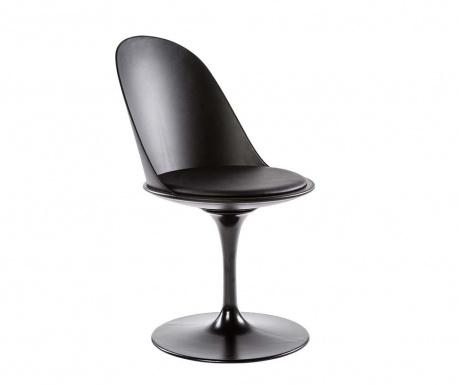 Otočná židle Granada Black