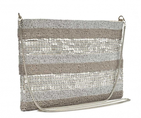 Envelope bag Silver All Over
