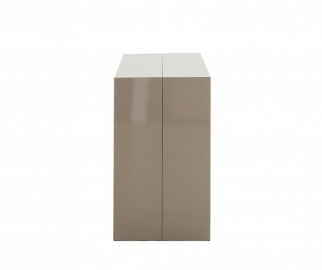 Extensible console Siena Taupe