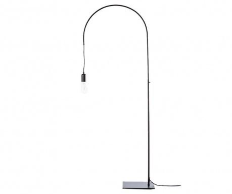 Podlahová lampa Atene Black