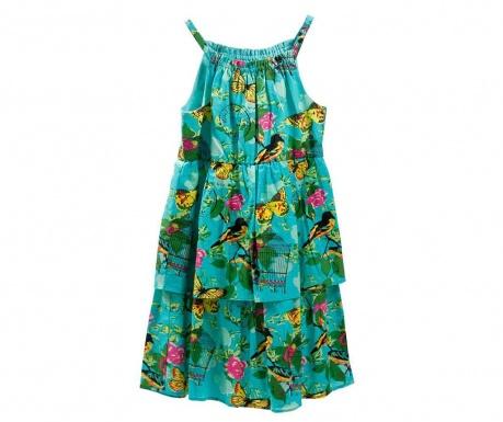 Sukienka Parrots