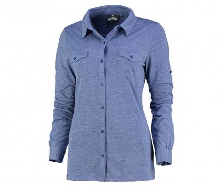 Dámska košeľa  Faria Cobalt