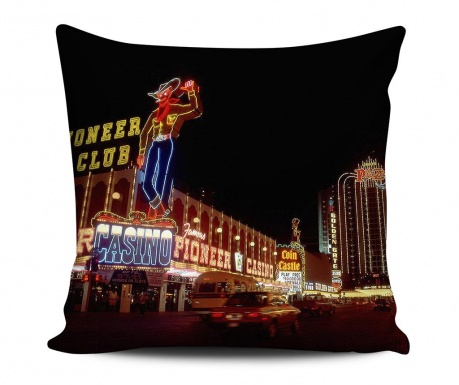 Decorative cushion Golden Vegas 43x43 cm