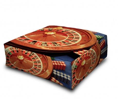 Podlahový polštář Casino 60x60 cm
