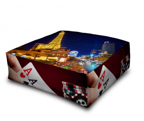 Floor cushion Poker 60x60 cm