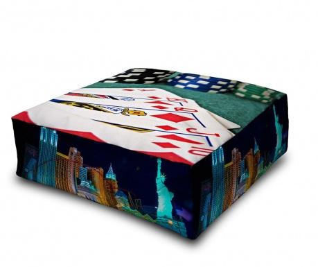 Podlahový vankúš Relax Time 60x60 cm
