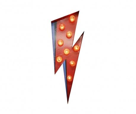 Nástenná svetelná dekorácia Lightning