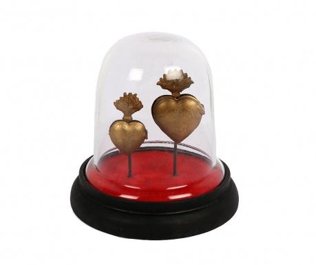 Dekorácia Heart Dome