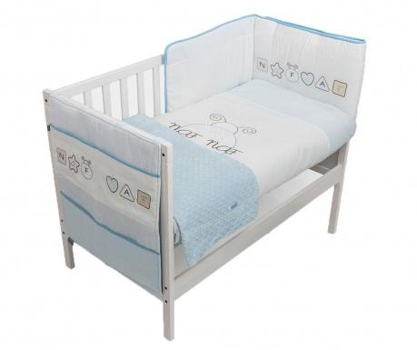Zestaw łóżeczko i akcesoria Ladybird