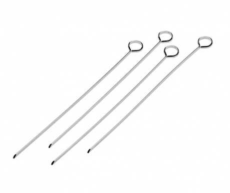 Sada 4 hůlek na špízy Orin