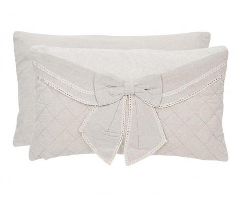 Dekorační polštář Sweet Bow 35x50 cm