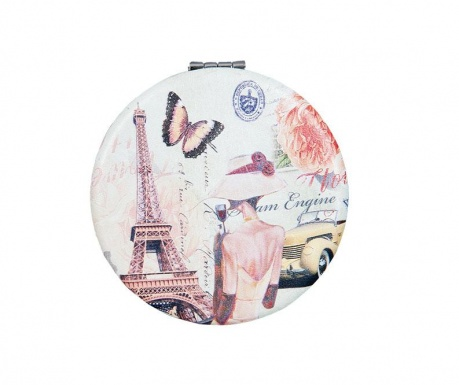Kompaktní zrcátko Paris Lady