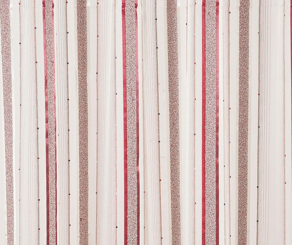 Perdea Pinesse Red 200x260 cm