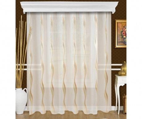 Záclona Rimella Gold 200x260 cm