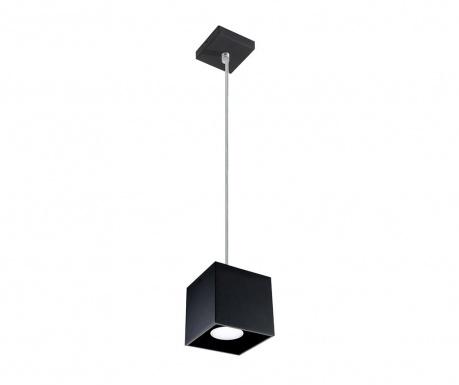 Závěsná lampa Geo Black