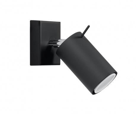 Zidna svjetiljka Etna Black