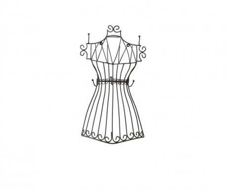 Wieszak na biżuterię Dress