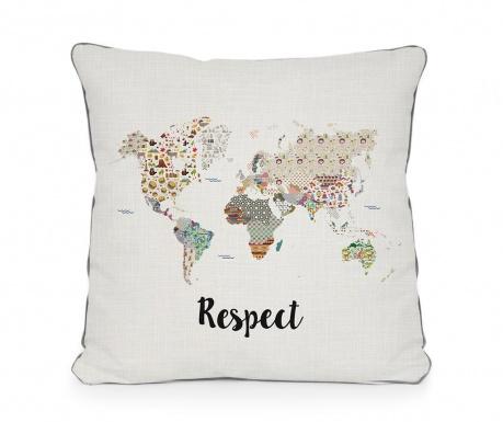 Ukrasni jastuk Respect 45x45 cm
