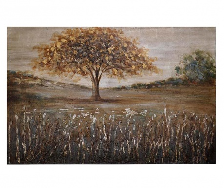Obraz Golden Autumn 90x120 cm