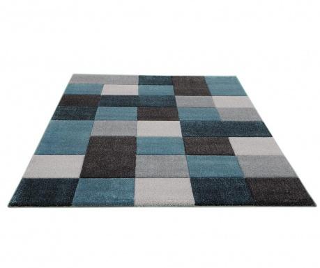 Essence Blue Squares Szőnyeg