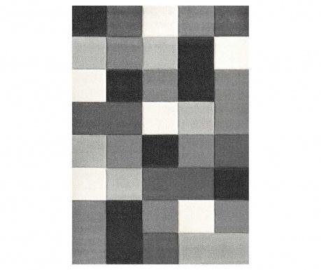 Covor Brilliance Squares Grey Blue