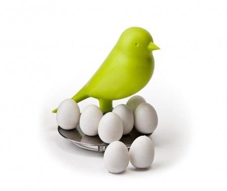 Sparrow Egg 8 db Mágnes és tartó