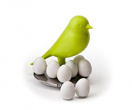 Set 8 magneti si suport Sparrow Egg