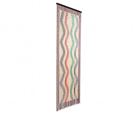 Zavjesa za vrata Waves 90x200 cm