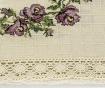 Středový ubrus Miren Lilac 55x120 cm